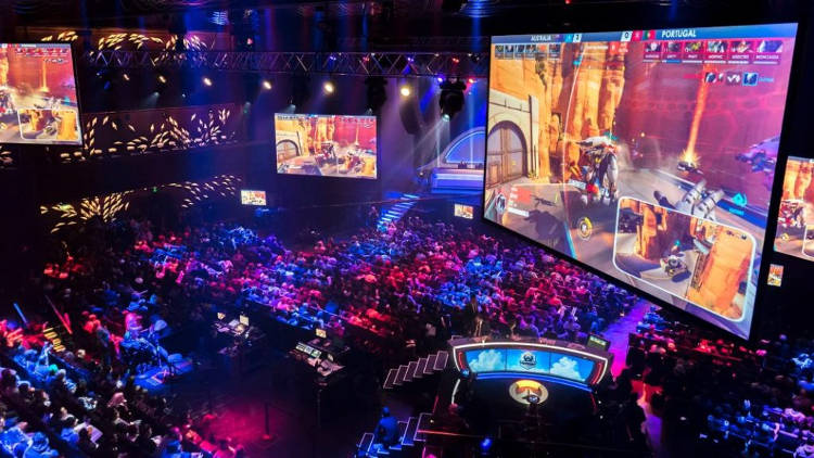 Audiencia de la Overwatch League 2018