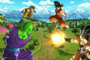 DLC Legend Patrol de Dragon Ball Xenoverse 2 gratis