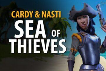 Descubre cómo jugar a Sea of Thieves gracias a este loco gameplay