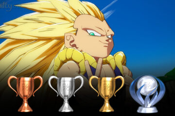 Lista de todos los trofeos de Dragon Ball FighterZ