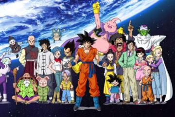 Nueva pelicula de Dragon Ball Super
