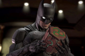 nuevo episodio de Batman: The Enemy Within
