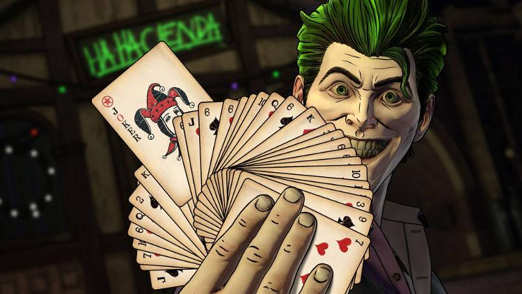 nuevo episodio de Batman: The Enemy Within