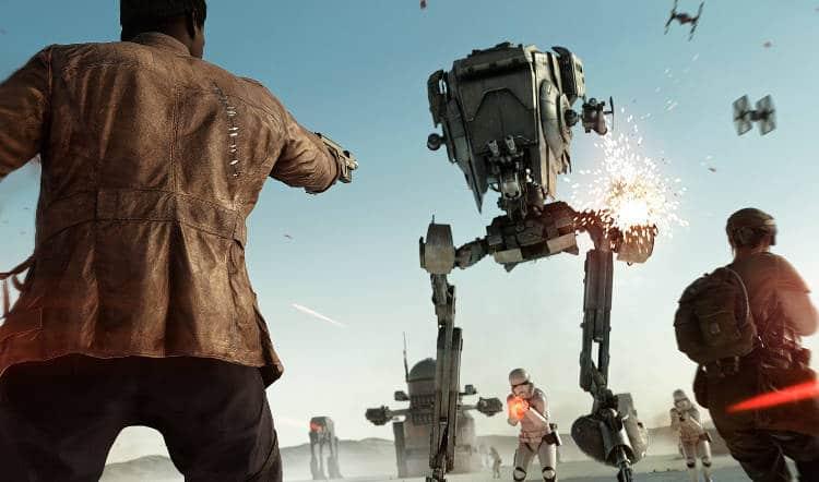 Sistema de progresión de Star Wars Battlefront II