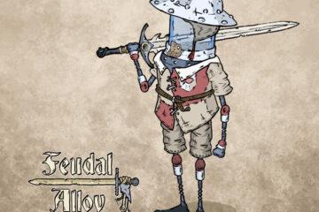 anuncio de feudal alloy