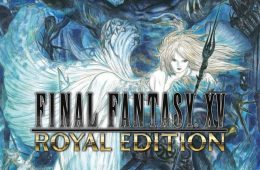 anuncio de final fantasy xv royal edition