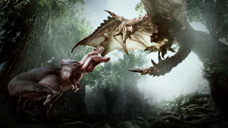 atraso de Monster Hunter World en PC