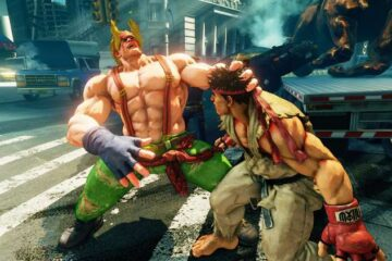 atraso de Street Fighter V Arcade Edition