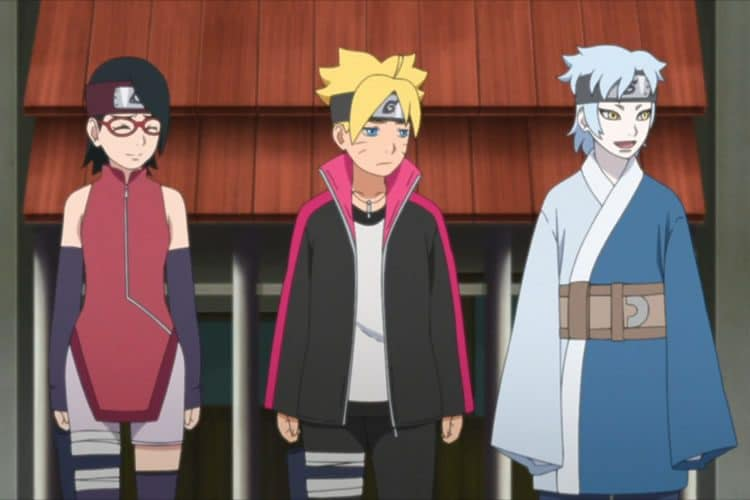 boruto naruto next generation 42
