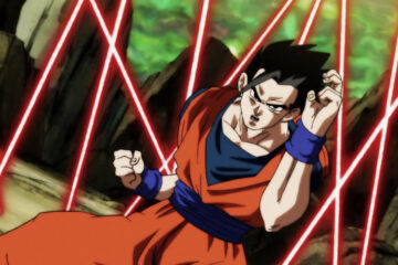 dragon ball super 124 gohan vs dyspo