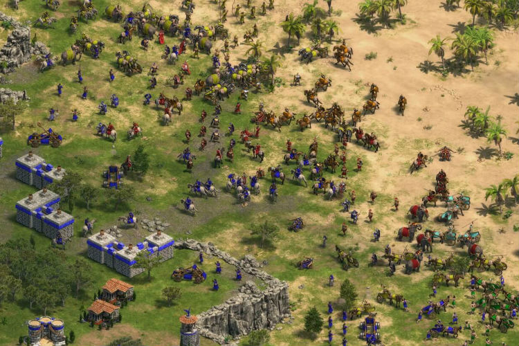 fecha de lanzamiento de age of empires definitive edition 2