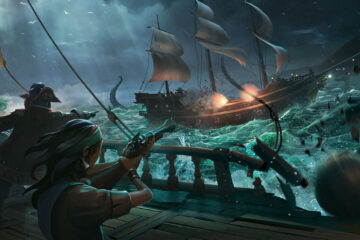 mando oficial de sea of thieves