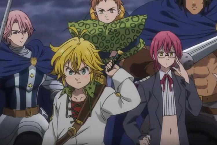 nanatsu no taizai 2x01 opening
