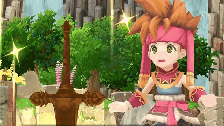 remake de Secret of Mana en Nintendo Switch
