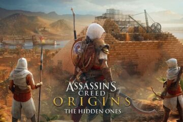 tráiler del primer dlc de assassin's creed origins