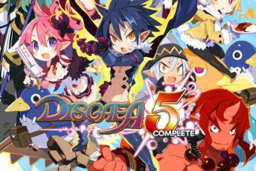 ventas de disgaea 5 complete
