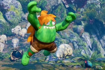 Blanka en Street Fighter V