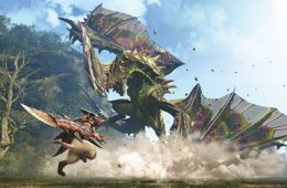 Monster Hunter: World en Nintendo Switch