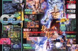 Primera imagen de Son Goku Ultra Instinto Perfecto y su llegada a Xenoverse 2