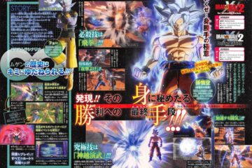 Primera imagen de Son Goku Ultra Instinto Perfecto y su llegada a Xenoverse 2