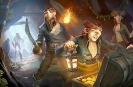 modo battle royale en Sea of Thieves