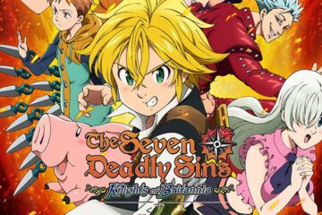 análisis de The Seven Deadly Sins: Knights of Britannia