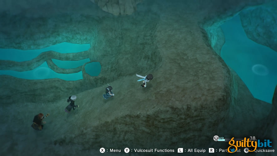 analisis de lost sphear para nintendo switch 2