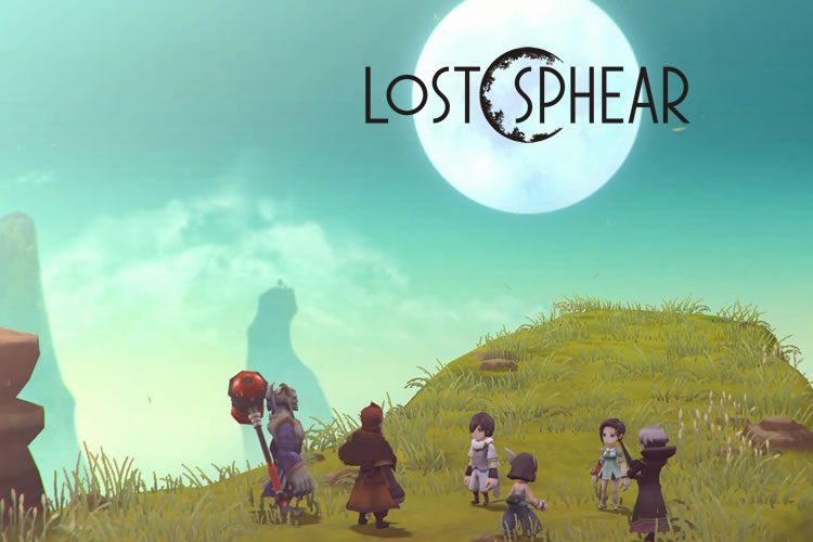 analisis de lost sphear para nintendo switch portada
