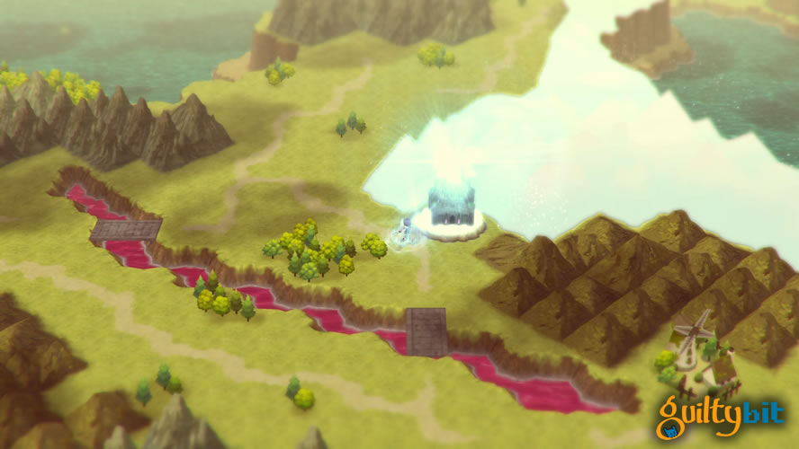 analisis de lost sphear para nintendo switch