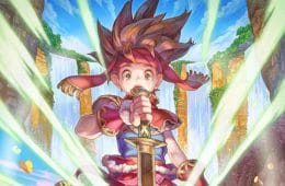analisis de secret of mana para playstation 4
