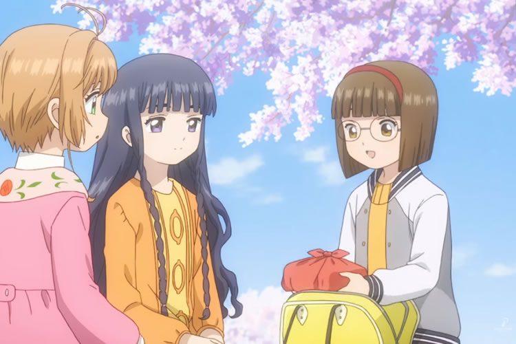 card captor sakura clear card 05 picnic