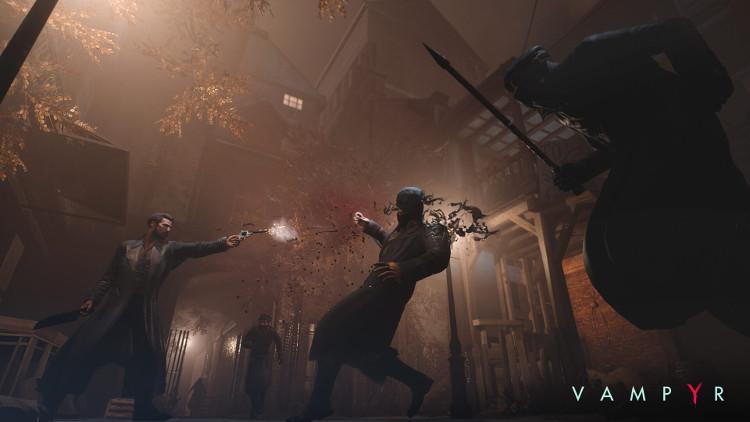 fecha de lanzamiento de vampyr
