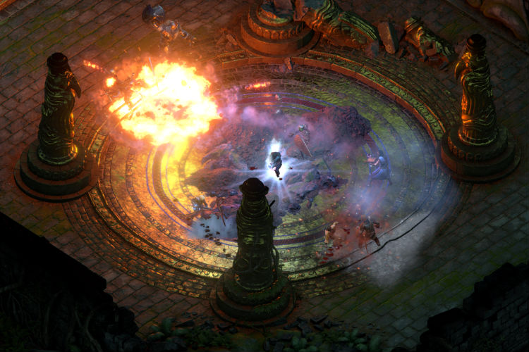 impresiones de pillars of eternity ii deadfire 2
