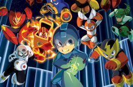 lanzamiento de Megaman Legacy Collection 1 + 2 en Nintendo Switch