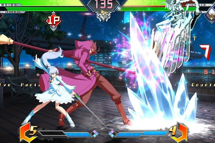 modos de blazblue cross tag battle