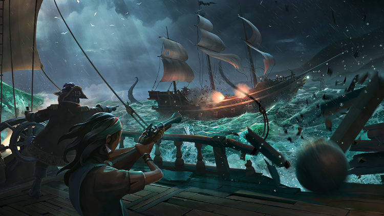 Requisitos de Sea of Thieves en PC