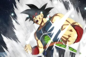 teaser tráiler de Bardock y Broly en Dragon Ball FighterZ