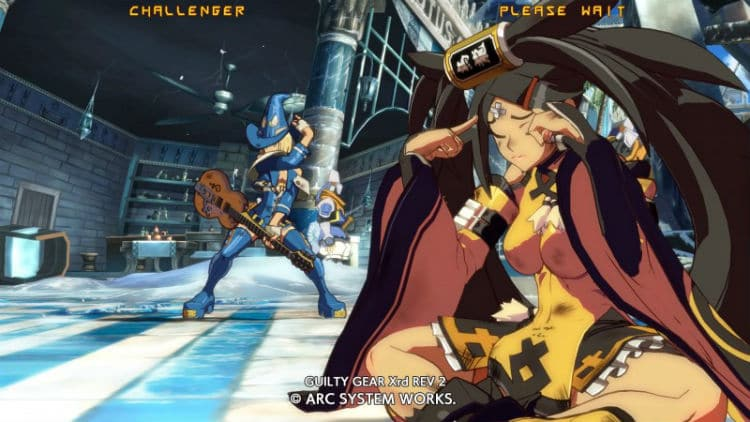 ultimo parche de guilty gear xrd rev 2 2