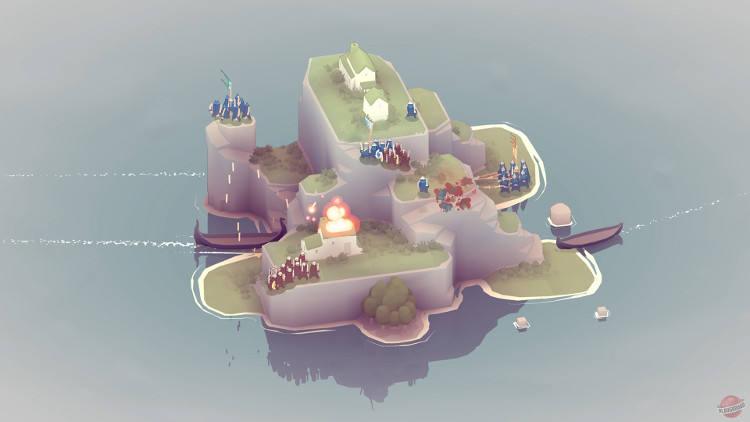 Bad North para Nintendo Switch