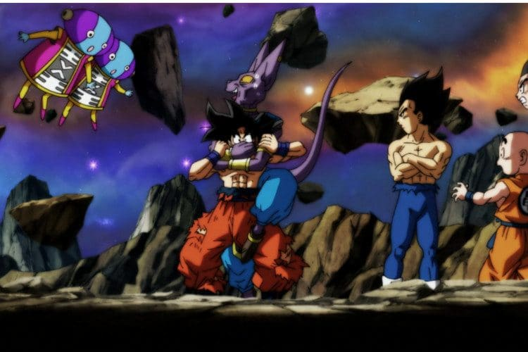 Dragon Ball Super 131 bills