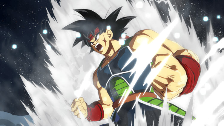 Dramatic Finish de Broly y Bardock en Dragon Ball FighterZ