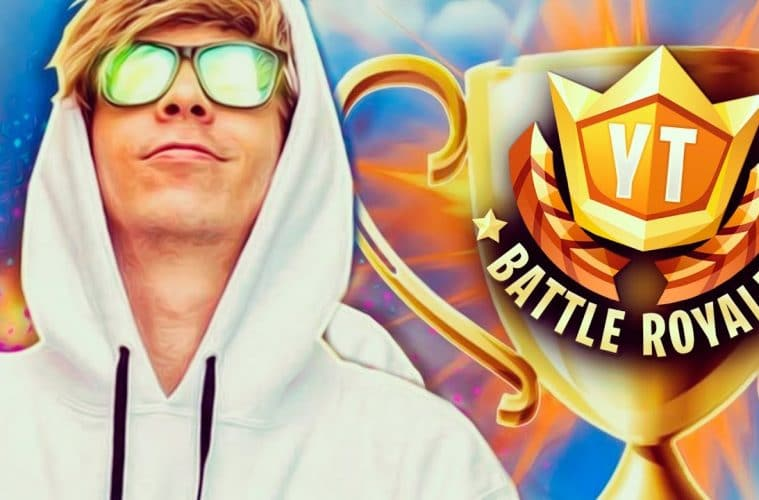 Ganadores del torneo de Fortnite de ElRubius