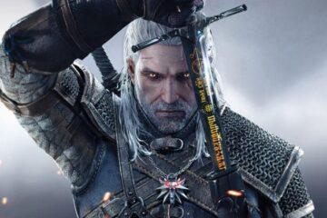 Geralt de Rivia en Soul Calibur VI