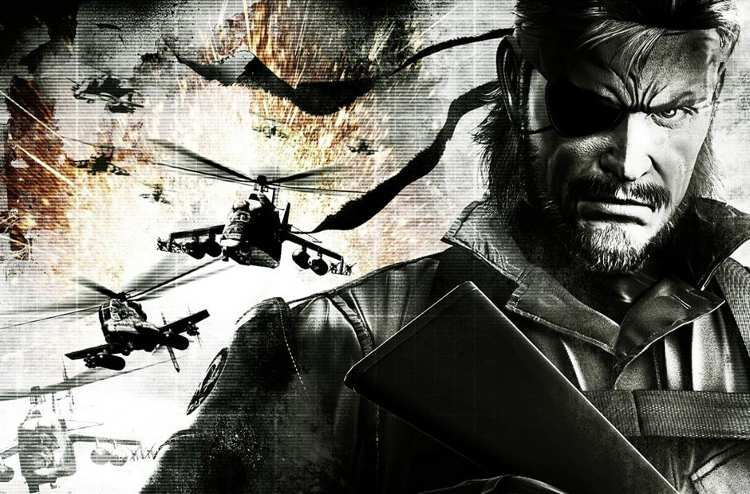Metal Gear y Ghost Recon en Xbox One