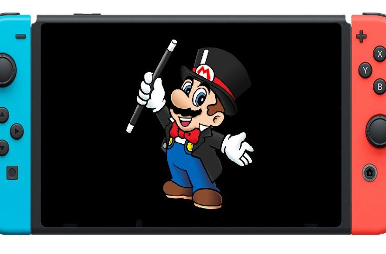 Nintendo Switch magia