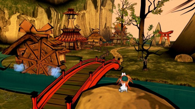 Okami HD para Switch