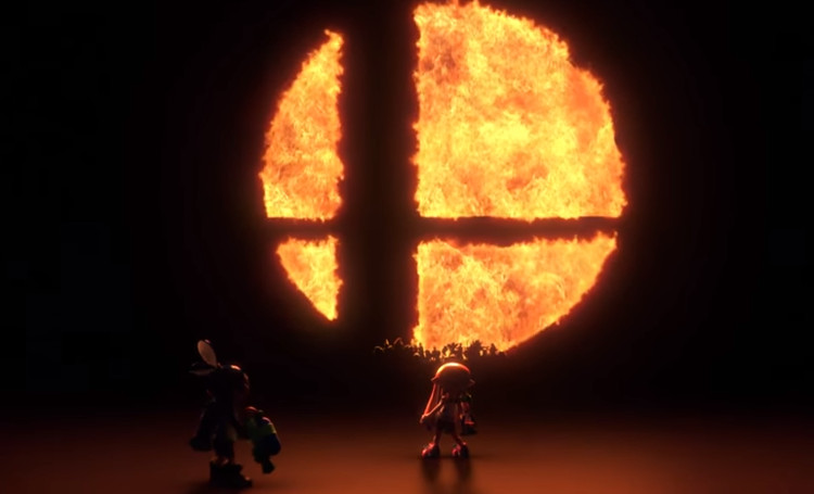 Super Smash Bros. para Nintendo Switch