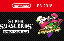 Torneos de Super Smash Bros. y Splatoon 2