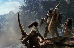 actualizacion 2 0 de monster hunter world