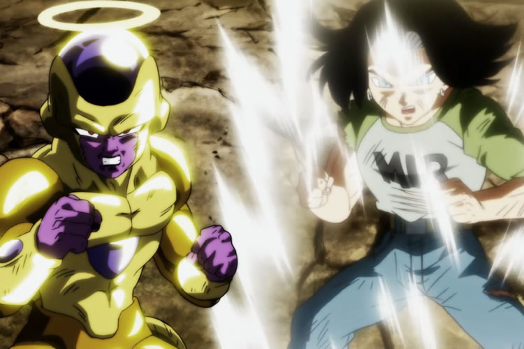 dragon ball super 130 freezer y a17